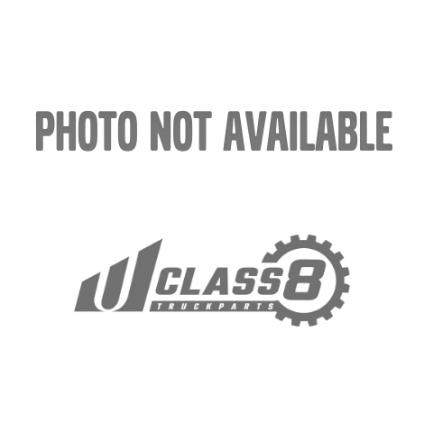 Truck-Lite Economy Rubbolite Beacon Yellow, Permanent Mount 6822A