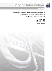 Volvo Truck GHG DTC Guide Version 3