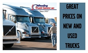 Great prices on new and used heavy duty trucks