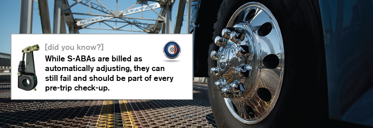 Brake Slack Adjuster Facts